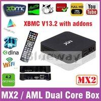 Cheap Dual Core MX Best Included 1080P (Full-HD) G Box MX2