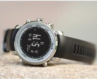 azimuth watches - Sport climbing watch Original Ezon H506B01 ATM Height temperature pressure compass azimuth tracking hiking