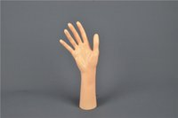 Wholesale Fashionable Plastic Hand Mannequin PVC Mannequin Plastic Hand Model On Sale