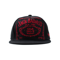 Wholesale Popular snapback hats with letter embroidery for women and men adjustable hiphop caps