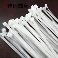 Wholesale Nylon cable tie self locking nylon cable tie plastic cable ties GB m5 bag
