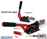 Wholesale Tansky Universal Racing Hydraulic Drift Handbrake Kit Hand Brake Drifting E Brake Default color is RED TK B11001 RD