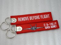 badge remove - 2016 Limited Sale Embroidered d None Multicam Badge Fallout F A Super Hornet Remove Before Flight Keychain Embroidery