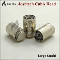 Precio de Evic joytech-100% original Joytech ego aio Bobinas BF-SS316 clapton MTL bobina notchcoil-DL para Joytech Cubis D16-D22 XL evic caja elitar tubo egrip II luz