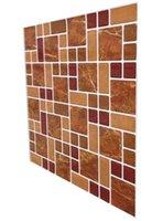 vinyl floor tile - 3d wall and floor tile Tile Sticker High Quality Peel in Pack of Minimo Noche