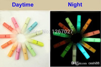 neon paint - Newest GLOW in the DARK Daytime Visible UV Re active Paint g neon pigment drawing Halloween paint luminous set colors