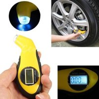 Wholesale Professional LCD Digital Tire Tyre Air Pressure Gauge For Auto Car Motorcycle
