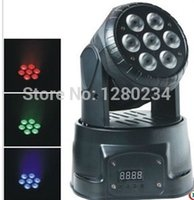 auto wash products - trending hot products w in RGBW led mini moving head wash light for club disco decorations