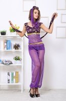 Wholesale DS lead dancer pole dancing clothes Halloween Night club clothing belly dance costumes India