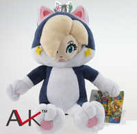 baby cat games - Mary super Mario plush dolls super Mario d game world the Milky Way of stars in the deep blue cat princess baby stuffed animals