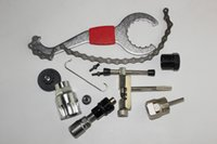 Prezzi Kit e bike-All'ingrosso-bicicletta strumento di riparazione cassetta bici volano rimuovere movimento centrale rimozione e kit di taglio a catena