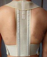 Wholesale Magic Stick Posture Corrector Belt Elasticity Posture Support Shoulder Body Back Brace Supports For Men Women Body Posture