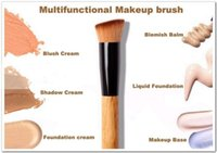 bb hair products - dropship products High Quality Angled Makeup Brush Multifunctional All in one BB Cream Foudation Brush Dropshipping