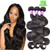 best virgin hair companies - Hot Anno Hair A Best Quality Brazillian Virgin Hair Body Wave Grace Hair Company Brazilian Body Wave Cheap Human Hair Weave Bundles