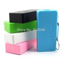 Wholesale External Perfume Portable Battery powerbank mAh USB External Backup Battery Power Bank with retail package set