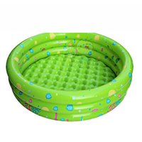 Wholesale PVC Inflatable Swimming Pool Toddler Baby swim pool piscine air mattress piscina Swim Ring Including the repair tool cm