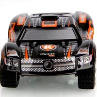 Wholesale For Wltoys GHz CH Remote Control Four Wheel Drive Speed Transmission Speed Car Toys Speed m sec RC Car