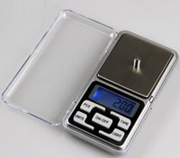 bathroom scale price - Mini Electronic Digital Jewelry weigh Scale Balance Pocket Gram LCD Display Factory price g x g