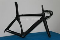 aero quality - High Quality New S5 AERO T800 Carbon Bicycle Frame Full Carbon Frame Fork Seatpost Clamp Headset size cm