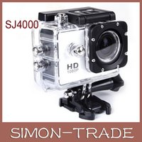 Wholesale Waterproof Sj4000 Sports action Camera Wi fi P inch HD Car Dvr Extreme Sports DV Action Camera Diving M Waterproof Mini Camcorder