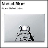 Wholesale Totoro Kun Laptop Skin Sticker for Apple Macbook Air Pro Retina quot quot quot quot Vinyl Decal Macbook Sticker for Mac Case Cover Skin Sticker