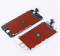 apple iphone stocks - In stock Glass Touch Screen Digitizer LCD Assembly Replacement for Phone C S Black and white