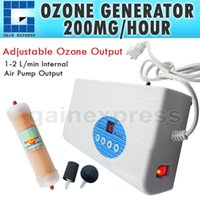 air quality cleaners - OZ Digital Ozone Generator Air Quality Purifier O3 Clean Sterilization Air Dryer mG H Food Preparation Water