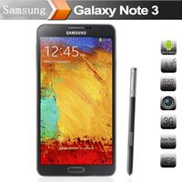 note 3 phone - Original Samsung Galaxy Note Unlocked Renew Smart Phone N9000 N9005 G LTE Android Quad Core quot GB RAM Refurbished Mobile Cell Phone