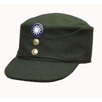 battle wwii - WWII CHINESE KMT TYPE FIELD BATTLE SOLDIER HAT CAP