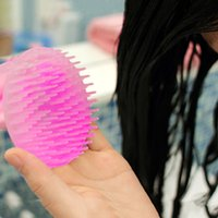 Wholesale New Popular Shampoo Scalp Shower Body Washing Hair Massage Brush Massager Comb
