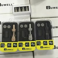 Cheap Replaceable UWELL CROWN tank Best 4ml Metal UWELL CROWN