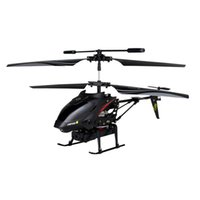 Wholesale New RC Helicopters toy WL S977 CH Radio remote control helicopter Metal Gyro rc helicopter With Camera