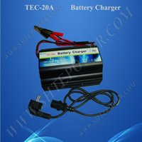 battery charging stages - High Quality Three Stage Charging Mode Lead Acid or Gel V A Battery Charger for Car
