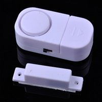 Wholesale High Quality Wireless Door Window Entry Burglar Alarm Safety Security Guardian Protector Magnetic Sensor