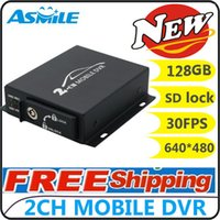 Wholesale Full HD DVR with channel Video Input AS201X