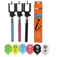 Cheap Samsung cell phone Monopod Best iphone 4/4s/5/5s/5c For Apple iPhone Monopods