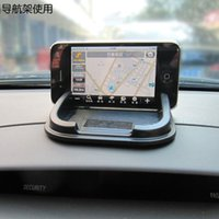 automobile features - Automobile anti skid pad pad of automobile storage multifunctional box multi feature phone mobile phone stand mat
