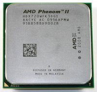 Wholesale AMD Phenom II X3 GHz Socket AM3 pin Processor W Triple Core Desktop CPU