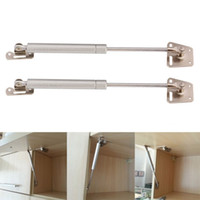 Wholesale 2pcs Kitchen Furniture Door Hydraulic Gas Spring Lift Pneumatic Support Stay Hold