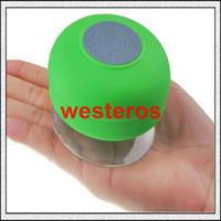Universal best bluetooth speakerphone - Best Waterproof Wireless Bluetooth Portable Shower Speaker car Handfree speakerphone Colorful for iphone s c s samsung HTC MP3 MP4