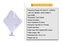 Cheap gain 40dBi Antena tv Best antenna amplifier