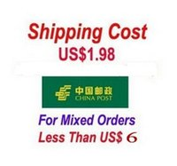 Wholesale Shipping Cost Special Link for Mix Order Less Than US Which You need Pay for the Shipping Cost Thank You