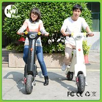 aluminum scooter - Electric scooter with bluetooth speaker hottest e scooter for adult and youngster with CE and FCC certificate