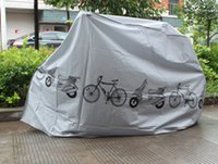Wholesale waterproof Bike Motorcycle Rain Dust Cover Outdoor Scooter Protector