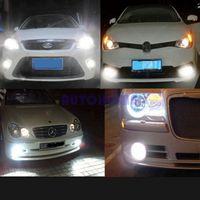 Wholesale 100 x Xenon Amber White SMD LED Tail Brake Stop Light bulbs order lt no track