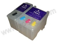 arc ink - T040 T041 Refillable ink cartridge for epson C62 CX3200 with ARC chip