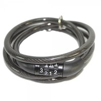 Wholesale No Keys Bike Locks Digits Password Combination Bicycle Lock mm Length mm Dia Portable and Safe