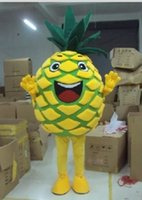 advertising professionals - new Cartoon costumes pineapple apple types of advertising professional custom clothing pineapple fruit cartoon props mascot