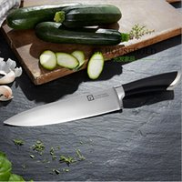 Cheap European Style Professional Chef Knife Stainless Steel Western-style Food Cuisine Cooking Fruits Knives