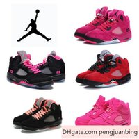 made in china shoes - Nike dan Shoe Fashion Women Basketball Shoes dan V Retro Lady Best Basketball Shoe High Quality Sneakers Made in china